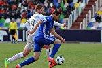 Чемпионат Грузии по футболу: Локомотив- Динамо Тбилиси - 1:0