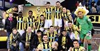 Футбольный клуб Витесс, за который выступает Гурам Кашия