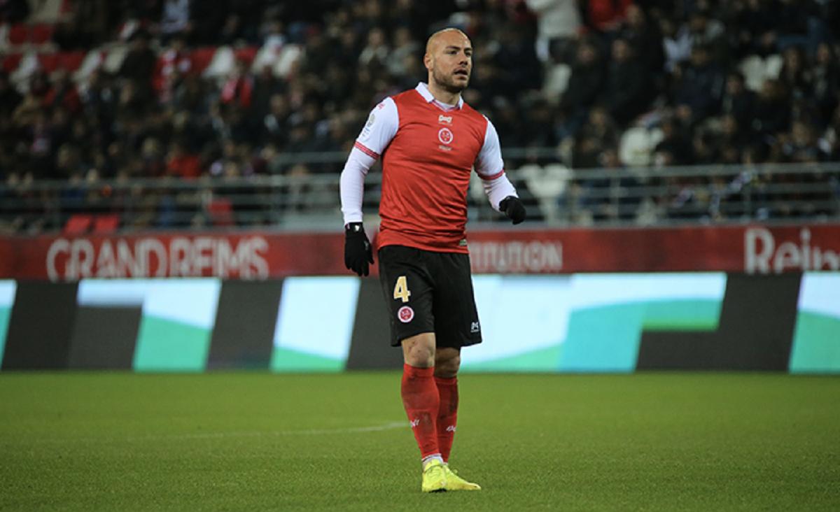 Капитан сборной Грузии по футболу и игрок французского Реймса Джаба Канкава