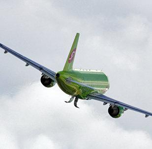 ავიაკომპანია სიბიის თვითმფრინავი