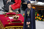 Катарская шейха Моза бин Нассер