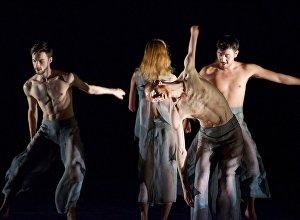 მოცეკვავეთა გუნდმა Candoco თბილისში კონცერტი ჩაატარა
