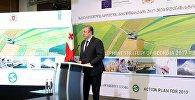 Георгий Квирикашвили на презентации стратегии развития сельского хозяйства Грузии