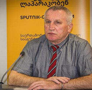 Демур Гиорхелидзе: Грузия экономически свободная страна