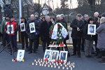 В Риге состоялась акция протеста против марша ветеранов Waffen SS
