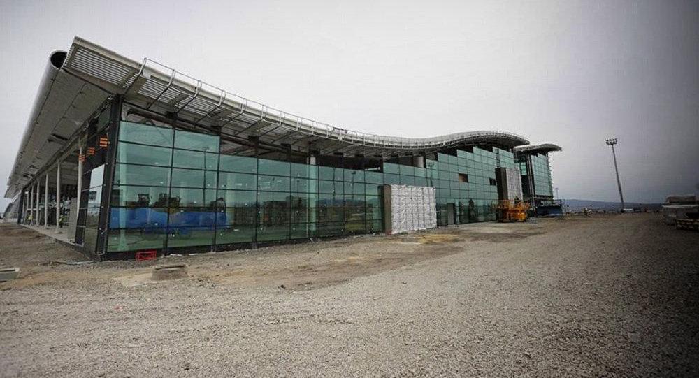 Строительство нового терминала в Тбилисском международном аэропорту