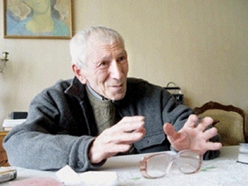 Поэт, прозаик и драматург Отар Чиладзе
