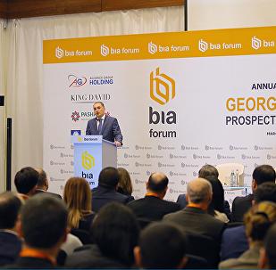 Бизнес-форум Экономика Грузии: перспективы и вызовы