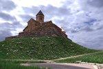 Церковь Святой Троицы у села Гергети, Казбегский район