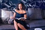Грузинская пианистка Анна Кипиани считает, что чтение - это сексуально