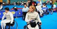 Ирма Хецуриани завоевала серебро на Чемпионате Мира по фехтованию среди паралимпийцев