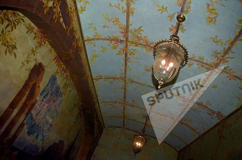 Арт-кафе в помещениях театра им. Шота Руставели