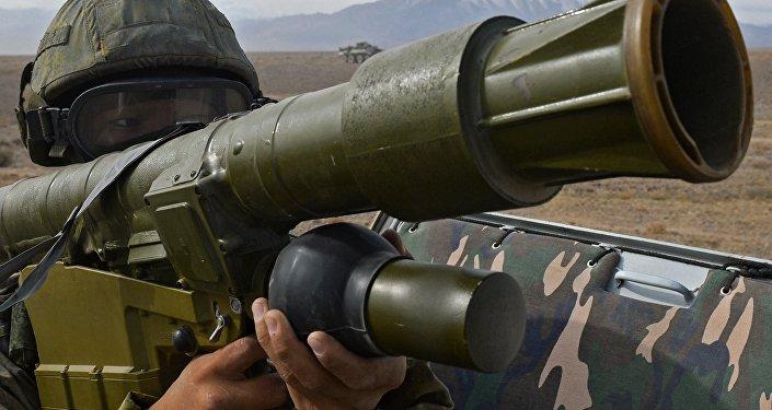 Минобороны Грузии опровергло транзит русского вооружения вАрмению