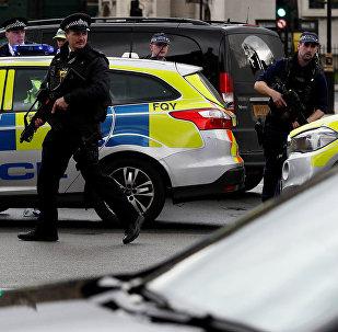 ლონდონის პოლიცია