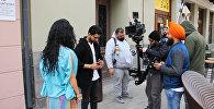 Индийская компания выбрала Грузию для съемок клипа