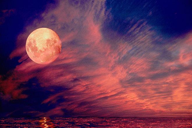 წითელი მთვარე