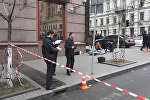 Экс-депутат Госдумы РФ убит в Киеве: кадры с места преступления