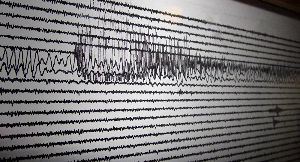 Дрожь земли: наюге Японии случилось землетрясение