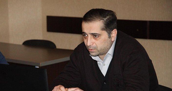 Заместитель мэра Кутаиси Константин Кавтарадзе