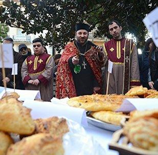 Фестиваль армянской гаты