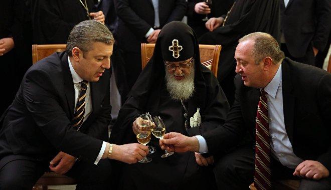 Сегодня государство ицерковь делают друг дружку сильнее— премьер Грузии