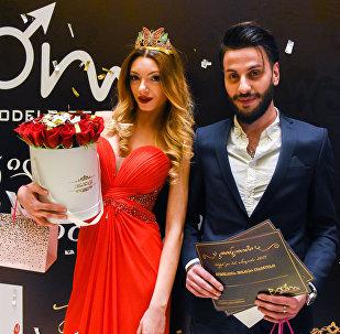 В столице Грузии выбрали Мистер и Мисс Тбилиси 2017