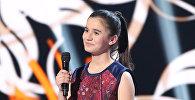 Участница проекта Ты супер! Нана Вардзелашвили