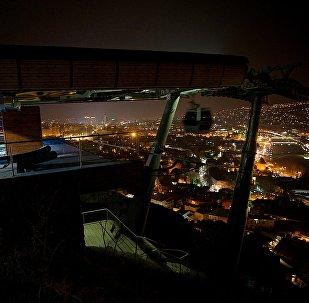Час Земли в Тбилиси