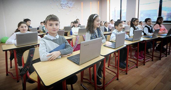 Ученики новой школы №103