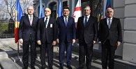 Саммит ГУАМ в Киеве