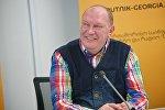 Глава КСОРГС, директор Грибоедовского театра и руководитель Русского клуба Николай Свентицкий