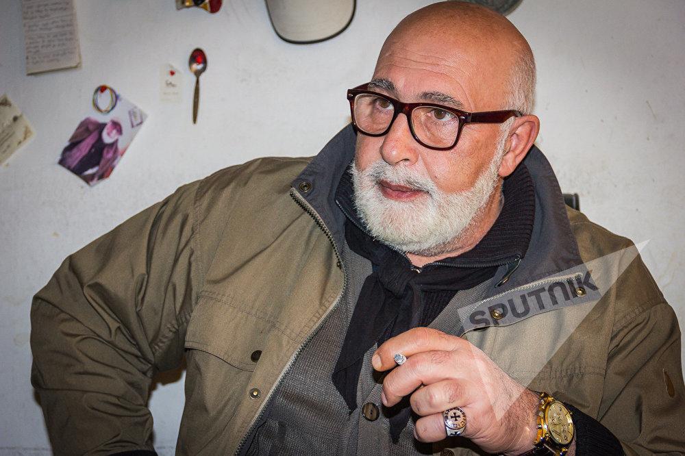 Генеральный менеджер парка Муштаид Ираклий Битадзе