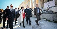 Премьер Грузии в Афинах