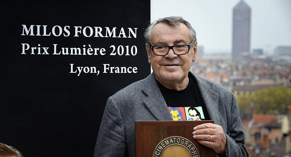 ВСША скончался владелец 2-х премий «Оскар» Милош Форман
