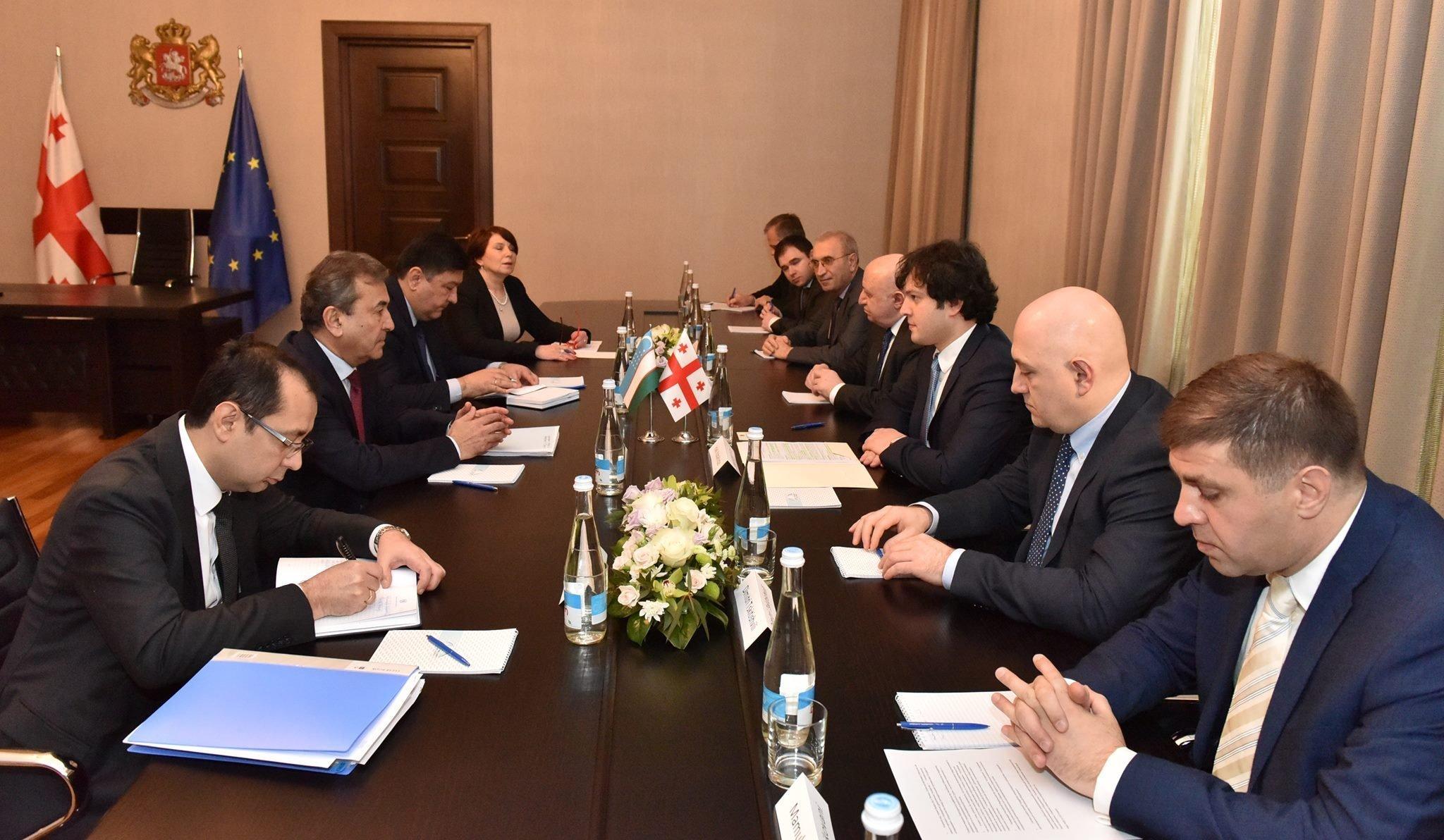 ВГрузии могут открыть посольство Узбекистана