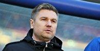 Главный тренер сборной Латвии по футболу Марьян Пахарь