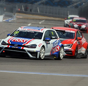 TCR - Touring Car Racing