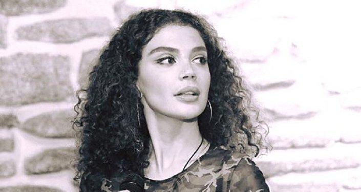Певица Тако Гачечиладзе