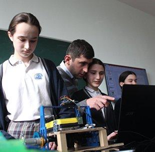 ქართველი მოსწავლეების გუნდი Smart Kids