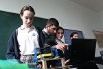Команда грузинских школьников Smart Kids