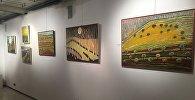 Выставка картин Русудан Хантадзе-Андроникашвили Птица счастья
