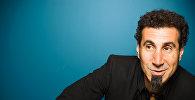 Лидер группы System of a down Серж Танкян