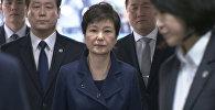 Экс-президент Южной Кореи арестована в Сеуле