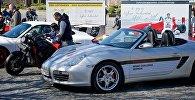 Любители Porsche поддержали проведение гонок TCR 2017 в Грузии