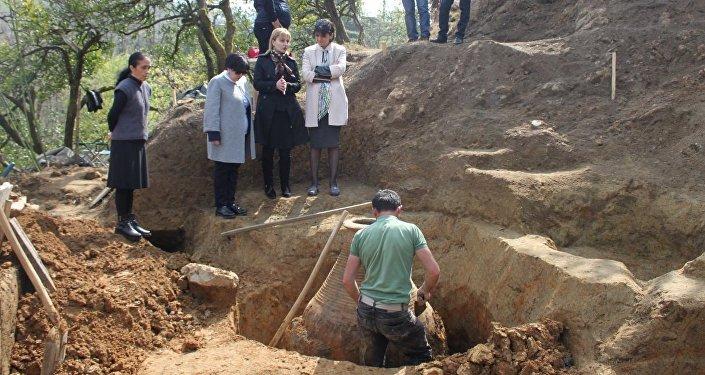 Квеври ранней византийской эпохи обнаружили в Аджарии