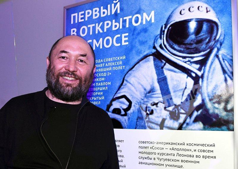 Евгений Миронов представил вСамаре премьеру фильма «Время первых»