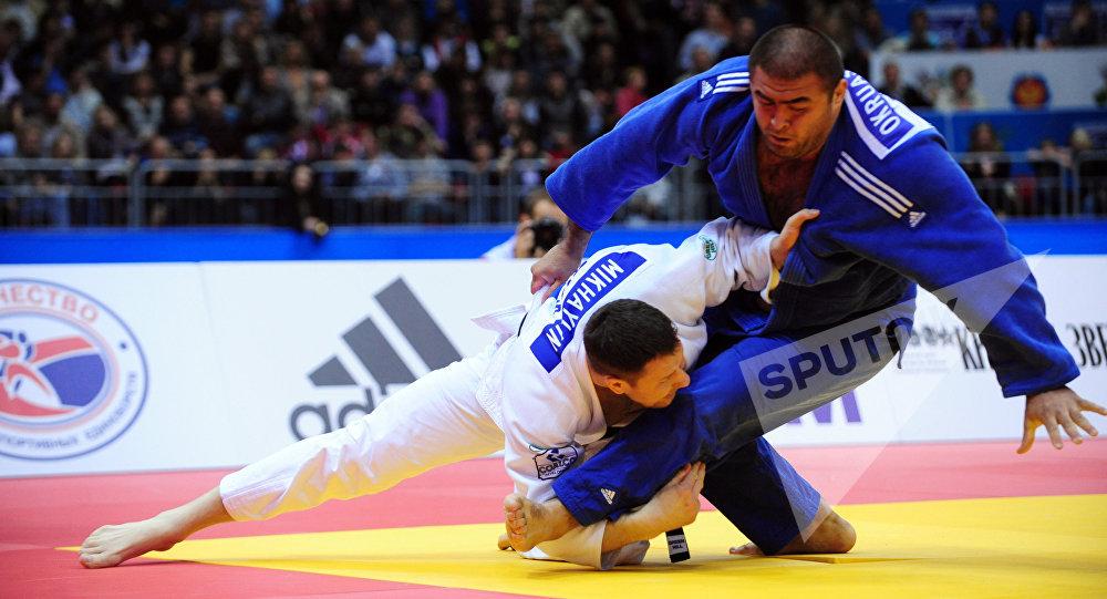 Гиёсжон Бобоев одержал победу «золото» Гран-при вГрузии