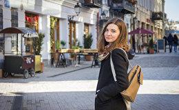 Журналист Алена Савельева