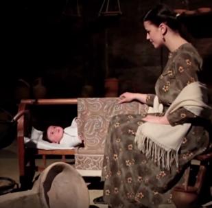 Клип на песню ансамбля Шавнабада