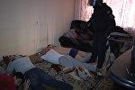 Задержание предполагаемых вербовщиков в Петербурге